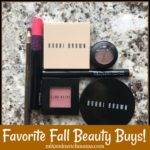 Favorite Fall Beauty Buys