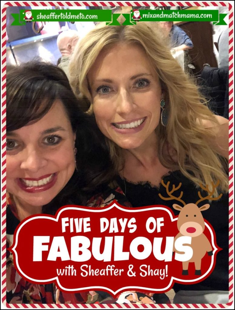 Five Days of Fabulous
