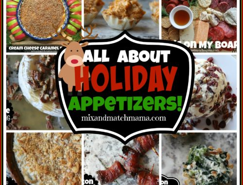 All About Holiday Appetizers