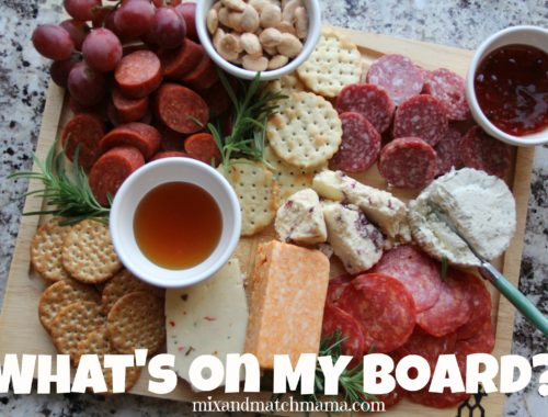 What's on my board?