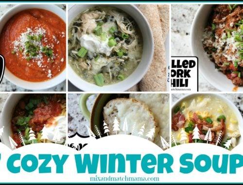 27 Cozy Winter Soups