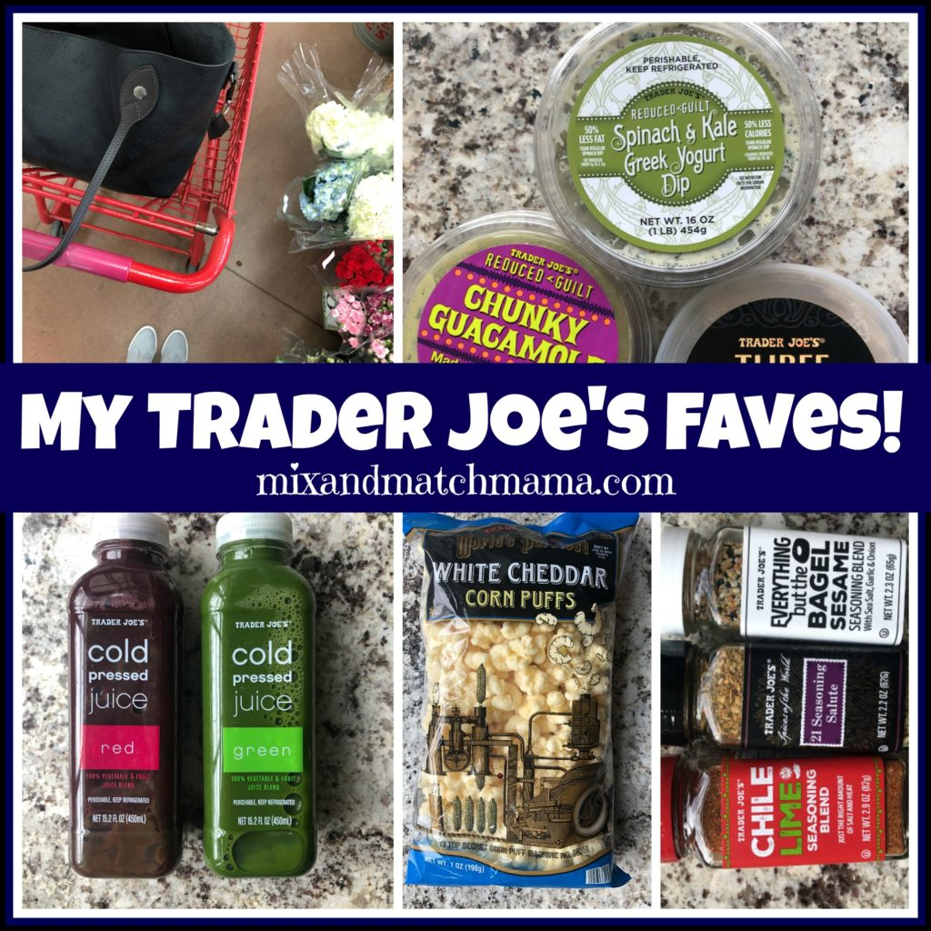My Trader Joe's Faves!
