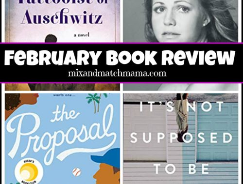 February Book Review