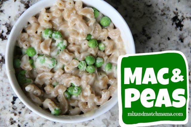 Mac & Peas