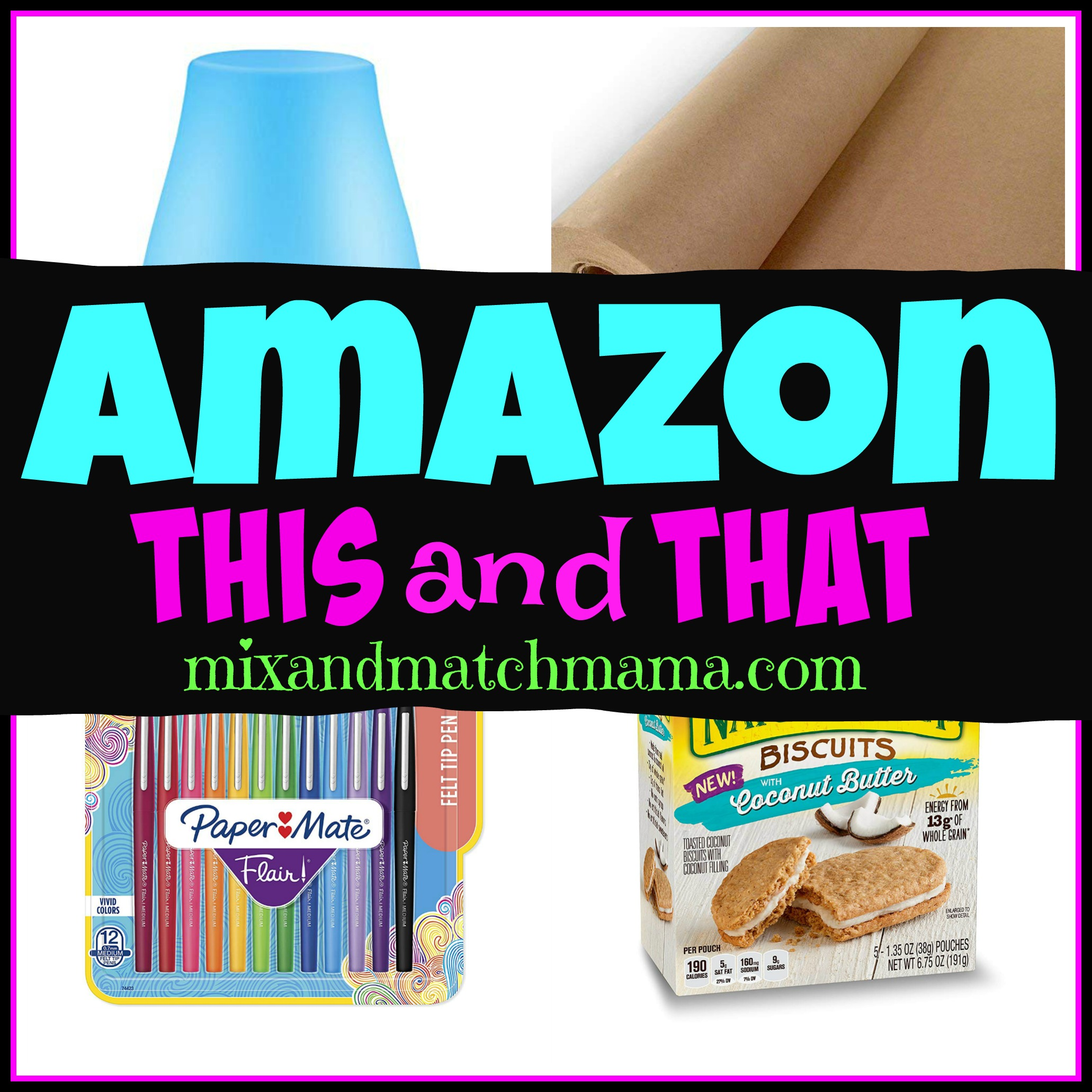 06d4f2e254295 Amazon This and That! | Mix & Match Mama