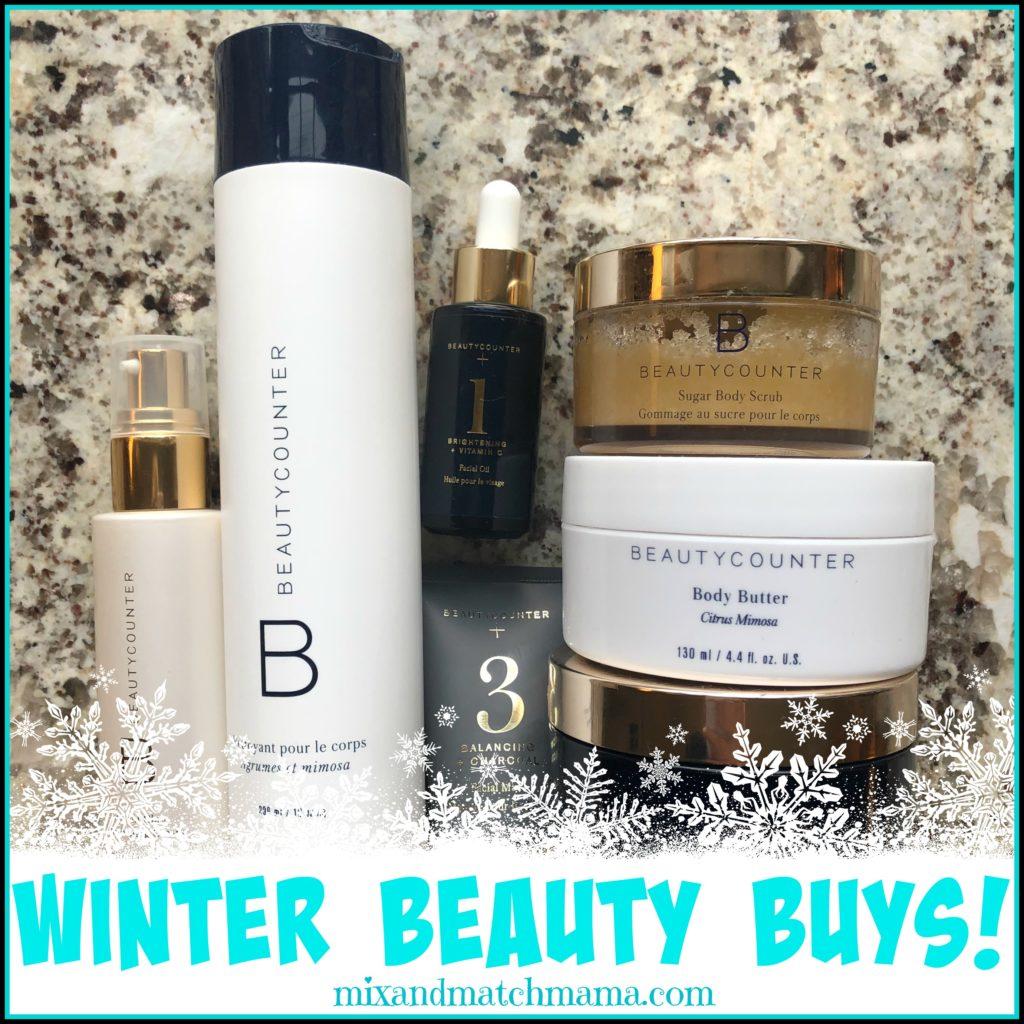 Winter Beauty Buys