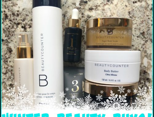 Winter Beauty Buys