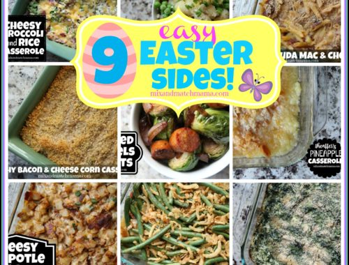 9 Easy Easter Sides