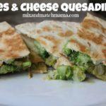 Trees & Cheese Quesadillas