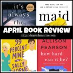 April Book Review