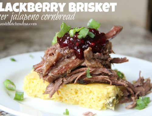 Blackberry Brisket