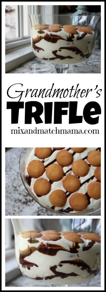 Grandmother's Trifle