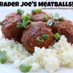 Trader Joe's Meatballs