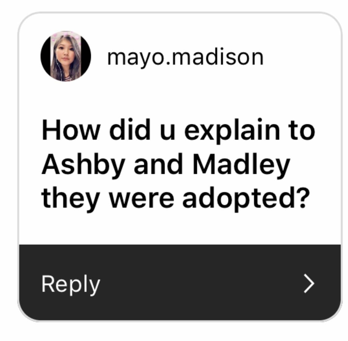 Adoption Q&A